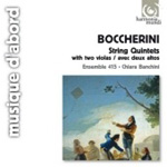Boccherini: Quintets (CD)