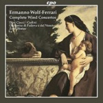 Wolf-Ferrari: The Complete Wind Concertos (CD)