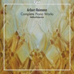 Reimann: Complete Piano Works (CD)