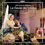 Rousseau: Le Devin du Village (CD)