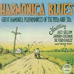 Harmonica Blues: Great Harmonica Performances Of The 1920's And '30s (CD)