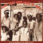 Hard Times Come Again No More: Rural Songs of Hard Times and Hardships Vol. 2 (CD)