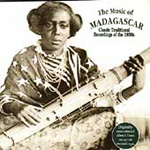 The Music Of Madagascar: Classic Traditional Recordings From The 1930s (CD)