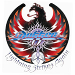 Lightning Strikes Again (CD)