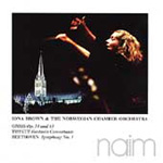 Iona Brown & The Norwegian Chamber Orchestra (CD)