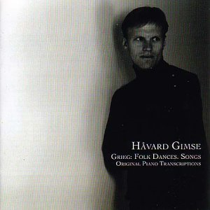 Håvard Gimse - Grieg: Folk Dances and Songs; Piano Transcriptions (CD)