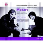 Mozart: Violin Works (CD)