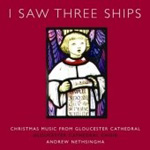 I Saw Three Ships (CD)