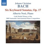 Bach, JC: Keyboard Sonatas, Vol 7 (CD)