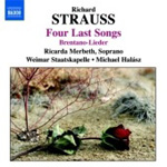 Strauss, R: 4 Last Songs (CD)