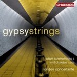 Gypsy Strings (CD)
