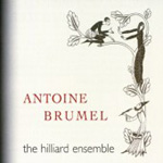 Brumel: Choral Works (CD)