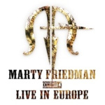 Exhibit A - Live Over Europe (CD)