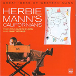 Herbie Mann's Californians (CD)