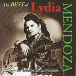The Best Of Lydia Mendoza (CD)