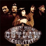 Produktbilde for The Very Best Of Outlaw Country (CD)
