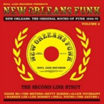 New Orleans Funk Vol. 2: The Second Line Strut (CD)