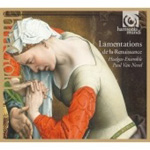 Lamentations de la Renaissance (CD)