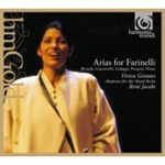 Arias for Farinelli (CD)
