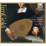 Produktbilde for Kapsperger: Lute Works (CD)