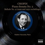 Chopin: Sonata No 2 (CD)