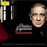 Placido Domingo - Pasion Espanola (CD)