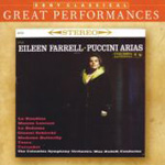 Puccini: Arias (CD)