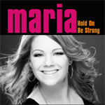 Produktbilde for Hold On Be Strong (CD)