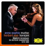 Mutter & Karajan - Complete Deutsche Grammophon Recordings (5CD)