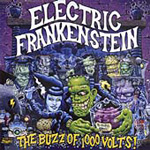 The Buzz Of A Thousand Volts (CD)