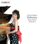 Debussy: Piano Works, Vol 4 (CD)