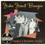 Juke Joint Boogie - Country & Rockabilly Classics: 33 1/3 Edition Bear Family Records (CD)