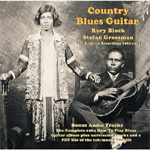 Country Blues Guitar: Rare Archival Recording 1963-1971 (CD)