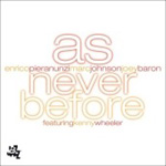 As Never Before (CD)