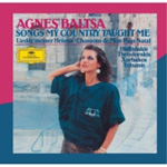 Agnes Baltsa - Songs My Country Taught Me (CD)