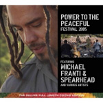 Power To The Peaceful 2005 (m/DVD) (CD)