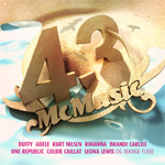 McMusic 43 (CD)