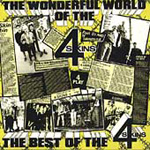 The Wonderful World Of The 4-Skins: The Best Of The 4-Skins (CD)