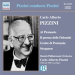 Pizzini: Orchestral Works (CD)