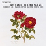 Valen: Orchestral Music, Vol 1 (CD)