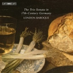 The Trio Sonata in 17th Century Germany (CD)