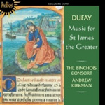 Dufay: Music for St. James (CD)