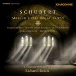 Schubert: Mass in E flat D 950 (CD)