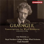Grainger: Wind Ensemble Transcriptions (CD)