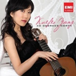 Xuefei Yang - 40 Degrees North (CD)