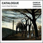 Catalogue: Live in East Germany (CD)