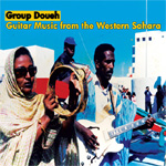 Guitar Music From The Western Sahara (CD)