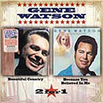 Because You Believed In Me/Beautiful Country (CD)
