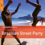 Produktbilde for The Rough Guide To Brazilian Street Party (CD)