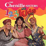 1-2-3 For Kids (CD)